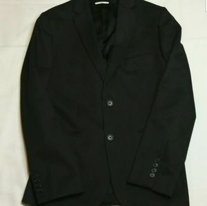 Calvin Klein Slim Fit Two Button Blazer